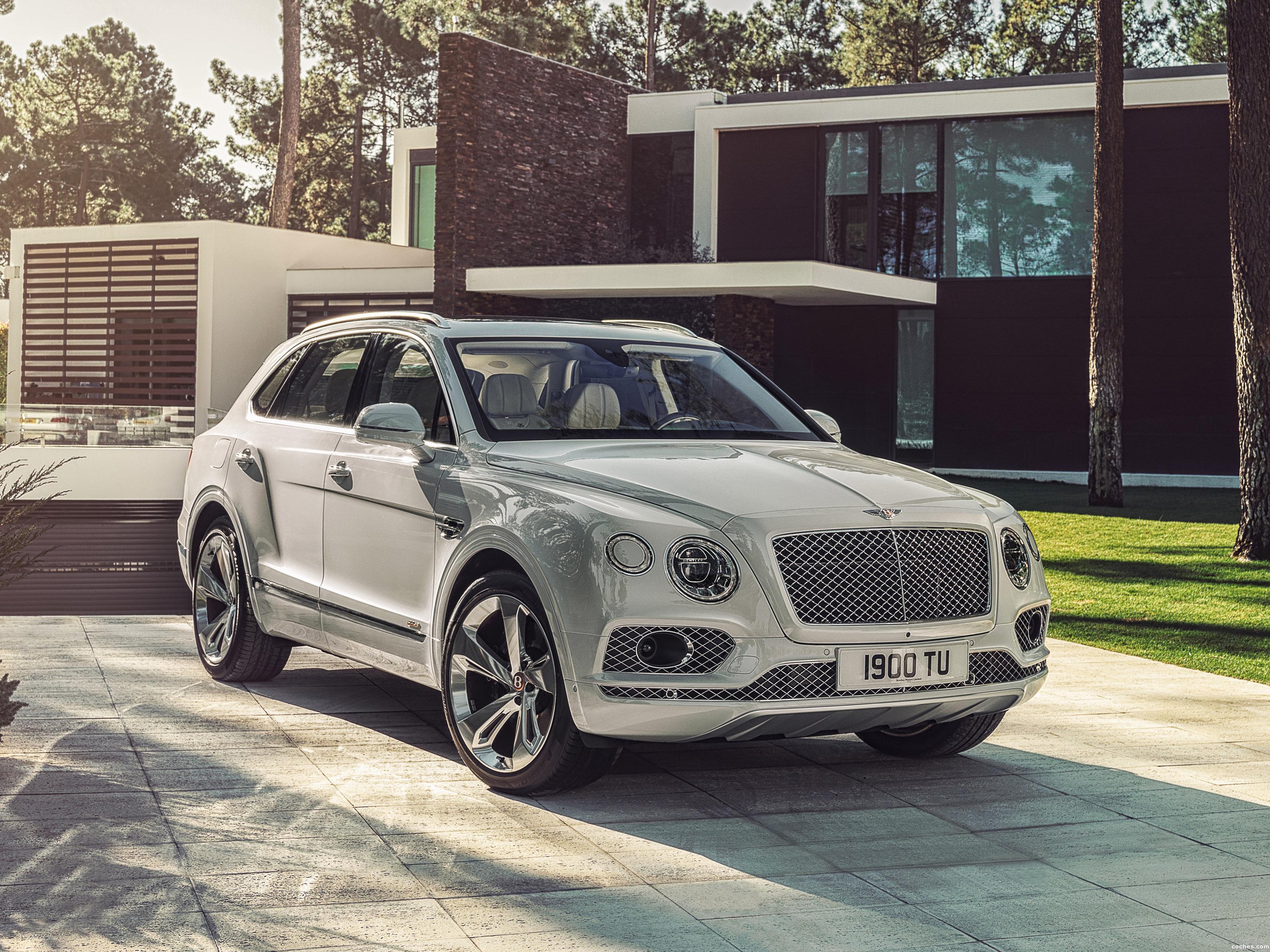 Foto 0 de Bentley Bentayga Hybrid 2018