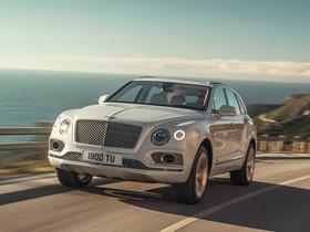 Ver foto 7 de Bentley Bentayga Hybrid 2018