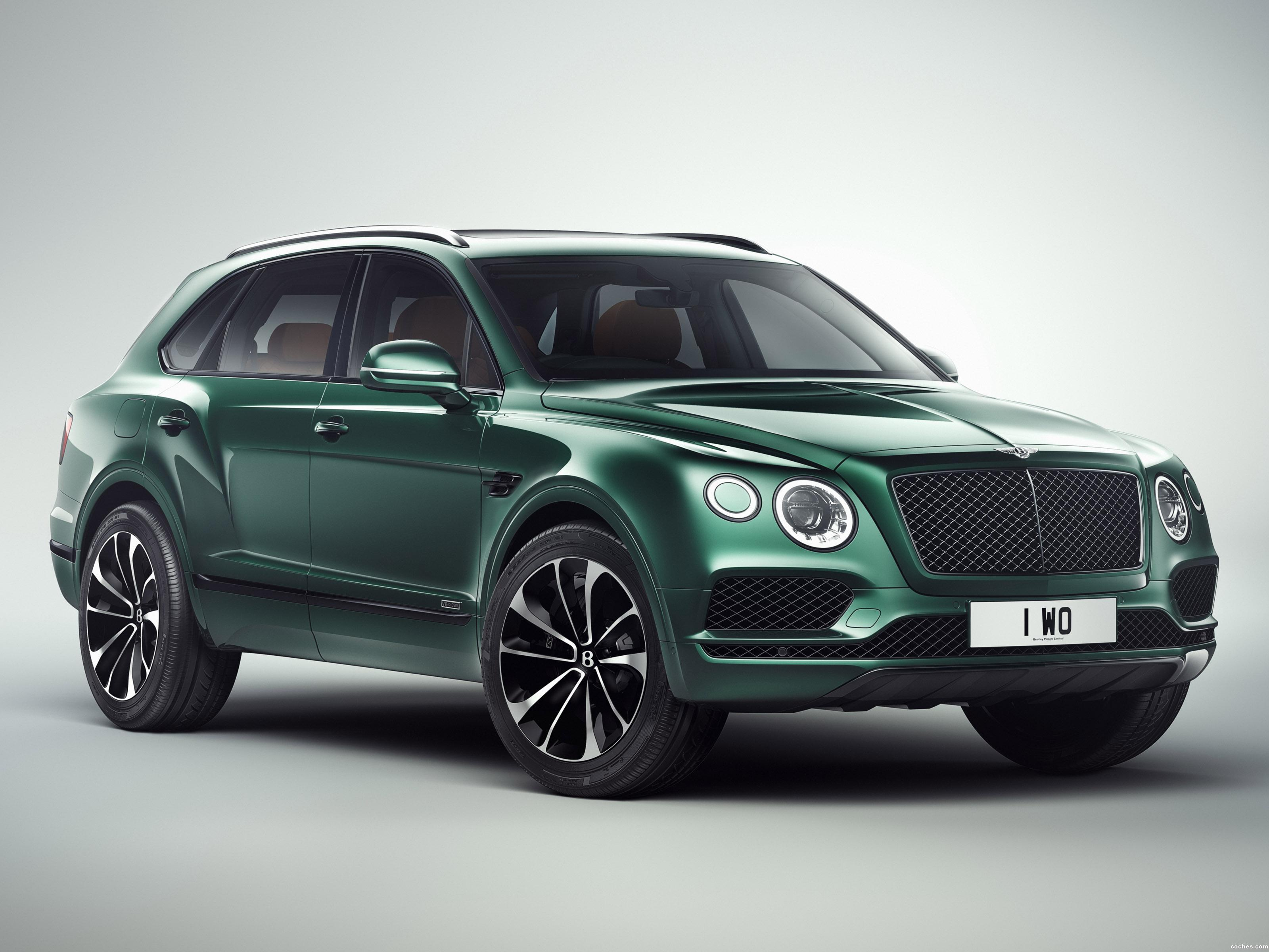 Foto 0 de Bentley Bentayga Inspired by The Festival by Mulliner  2018