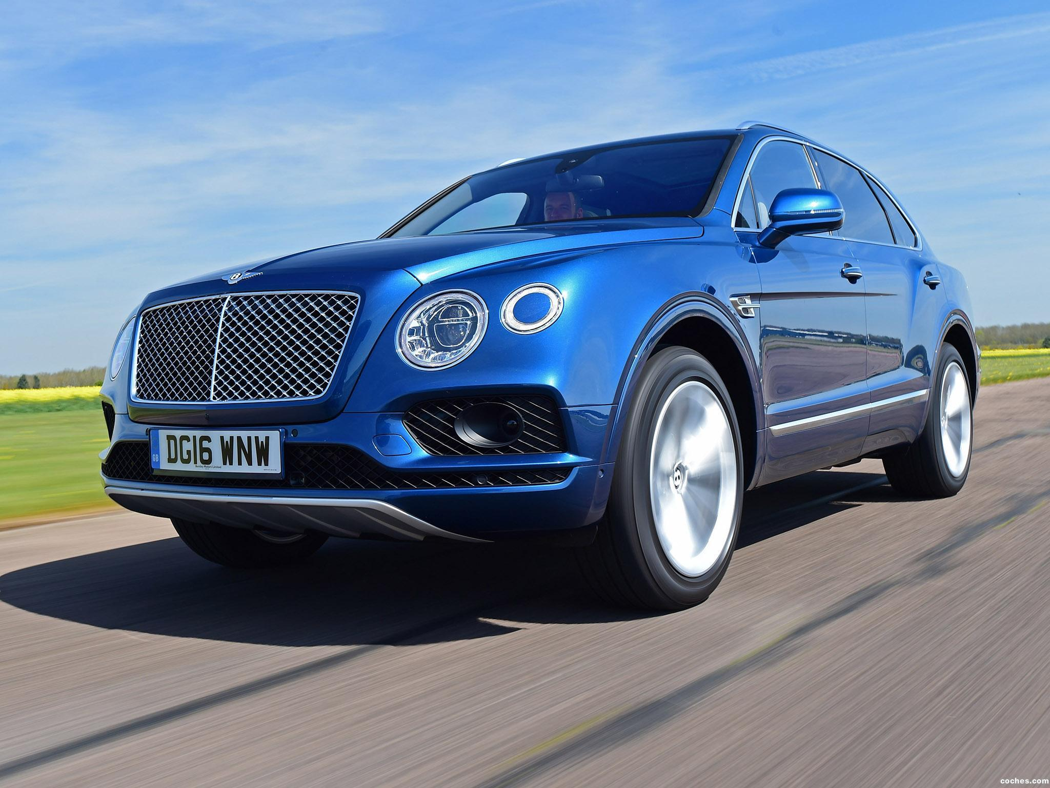 Foto 0 de Bentley Bentayga UK 2016