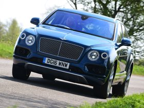 Ver foto 3 de Bentley Bentayga UK 2016