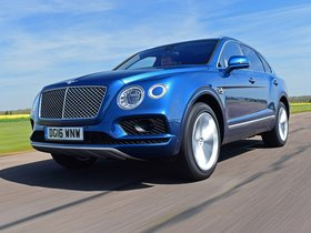 Ver foto 1 de Bentley Bentayga UK 2016