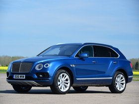 Ver foto 8 de Bentley Bentayga UK 2016