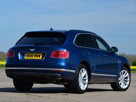 Ver foto 7 de Bentley Bentayga UK 2016