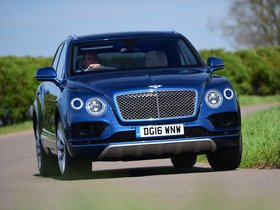 Ver foto 5 de Bentley Bentayga UK 2016