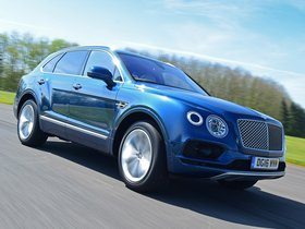 Ver foto 4 de Bentley Bentayga UK 2016