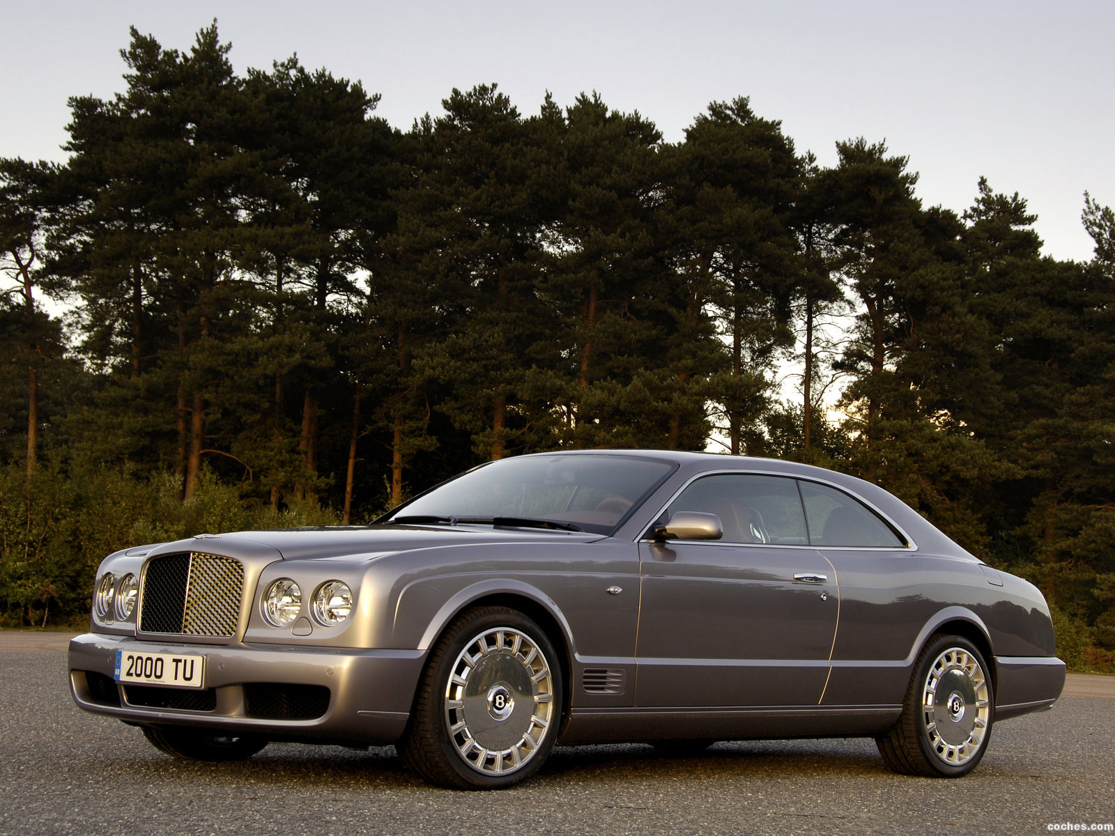 Foto 0 de Bentley Brooklands 2008