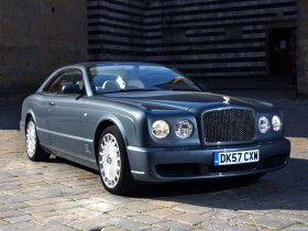 Ver foto 10 de Bentley Brooklands 2008