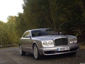 Ver foto 2 de Bentley Brooklands 2008