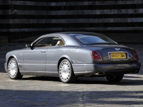 Ver foto 20 de Bentley Brooklands 2008