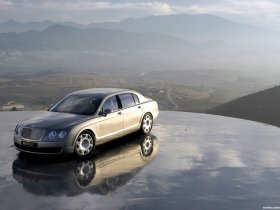 Ver foto 16 de Bentley Continental Flying Spur 2005