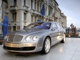Ver foto 9 de Bentley Continental Flying Spur 2005