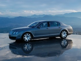 Ver foto 7 de Bentley Continental Flying Spur 2005