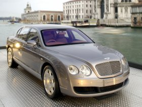 Fotos de Bentley Continental Flying Spur 2005