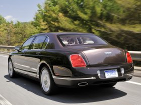 Ver foto 8 de Bentley Continental Flying Spur 2008