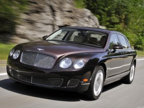 Ver foto 7 de Bentley Continental Flying Spur 2008