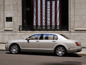 Ver foto 6 de Bentley Continental Flying Spur 2008