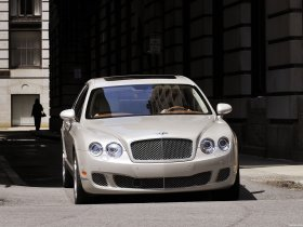 Ver foto 4 de Bentley Continental Flying Spur 2008