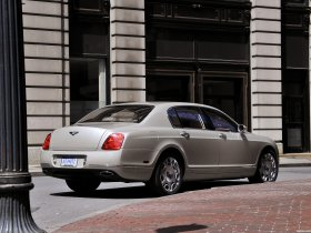 Ver foto 2 de Bentley Continental Flying Spur 2008