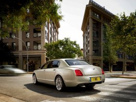 Ver foto 13 de Bentley Continental Flying Spur 2008