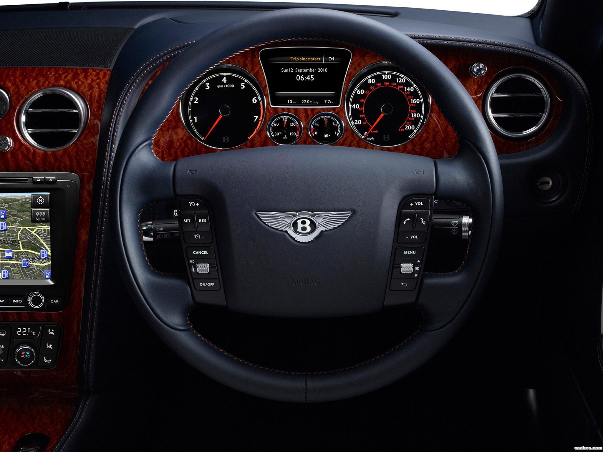 Foto 5 de Bentley Continental Flying Spur Series 51 2010