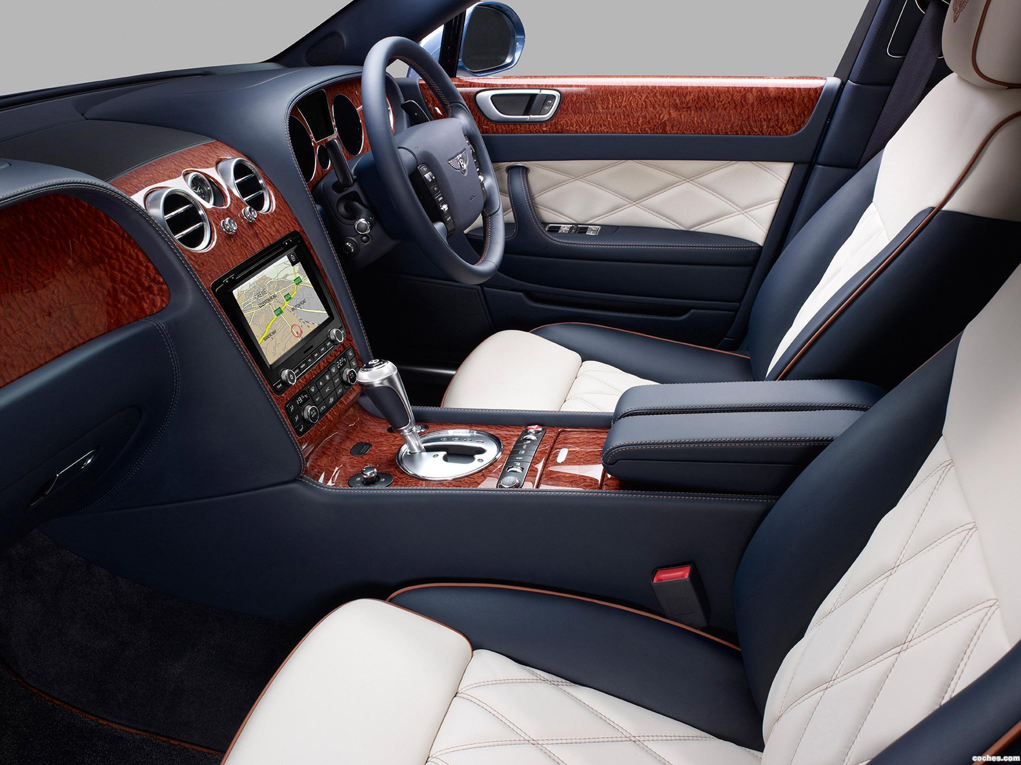 Foto 4 de Bentley Continental Flying Spur Series 51 2010