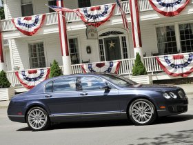 Ver foto 5 de Bentley Continental Flying Spur Speed 2008
