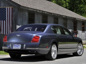 Ver foto 3 de Bentley Continental Flying Spur Speed 2008