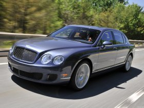 Ver foto 2 de Bentley Continental Flying Spur Speed 2008