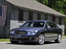Fotos de Bentley Continental Flying Spur Speed 2008