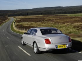 Ver foto 14 de Bentley Continental Flying Spur Speed 2008