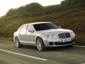 Ver foto 13 de Bentley Continental Flying Spur Speed 2008