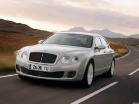 Ver foto 12 de Bentley Continental Flying Spur Speed 2008