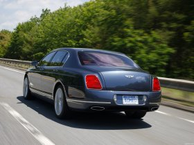 Ver foto 11 de Bentley Continental Flying Spur Speed 2008