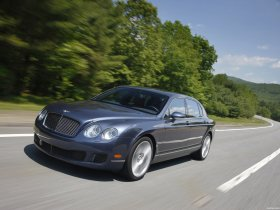 Ver foto 10 de Bentley Continental Flying Spur Speed 2008