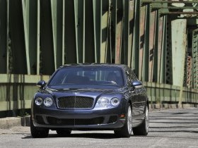 Ver foto 9 de Bentley Continental Flying Spur Speed 2008