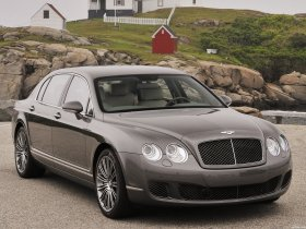 Ver foto 8 de Bentley Continental Flying Spur Speed 2008