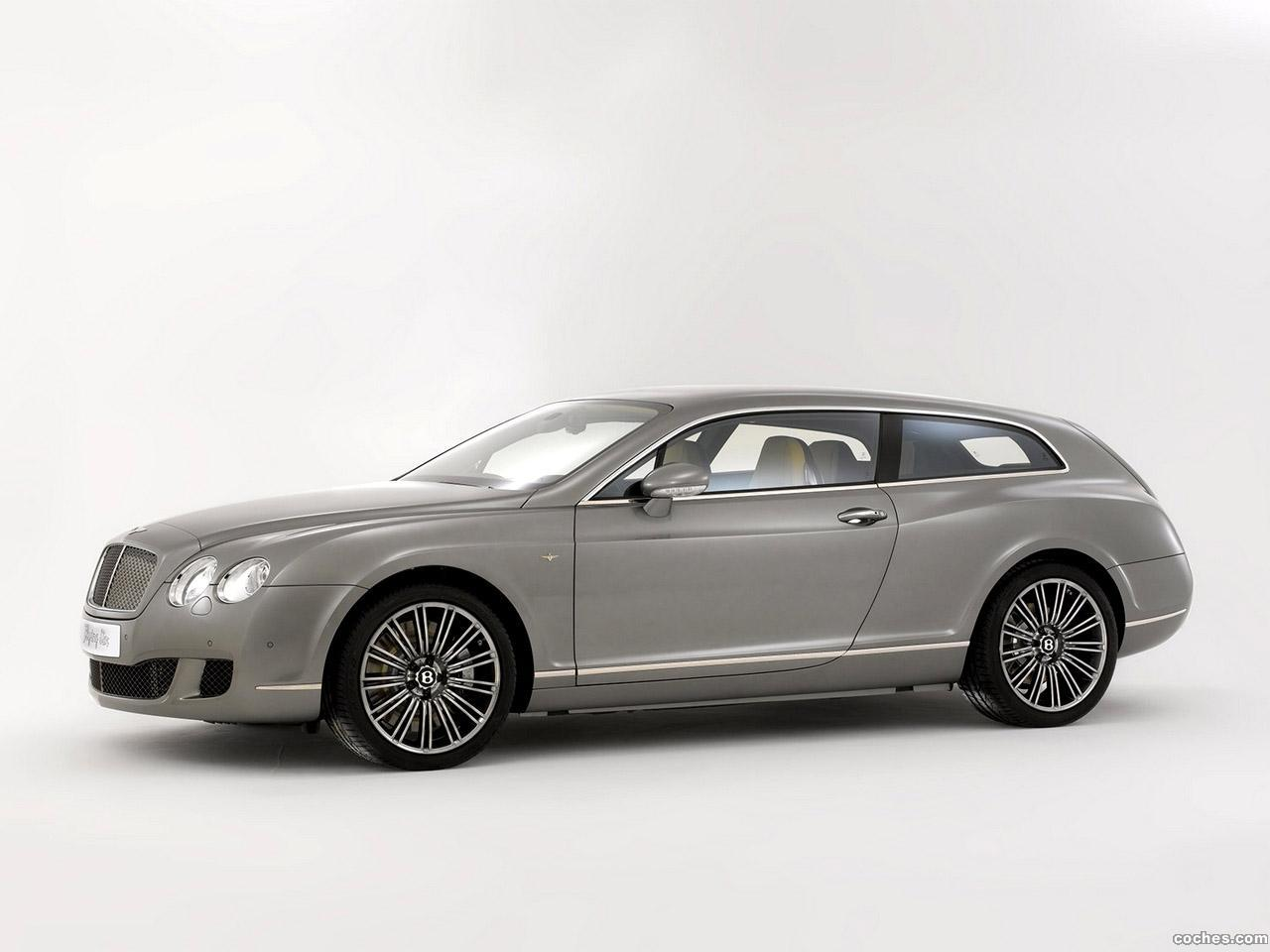 Foto 0 de Bentley Flying Star Carrozzeria Touring 2010