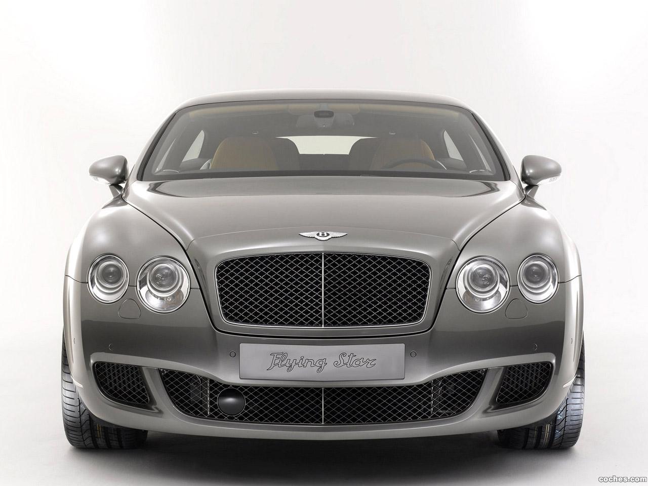 Foto 6 de Bentley Flying Star Carrozzeria Touring 2010