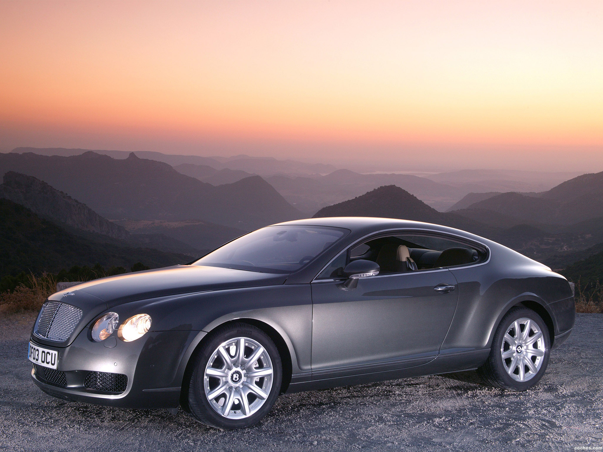 Foto 0 de Bentley Continental-GT 2003
