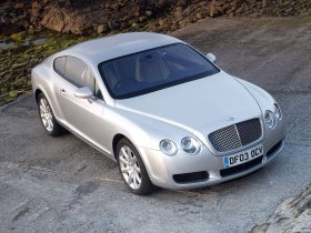 Ver foto 10 de Bentley Continental-GT 2003