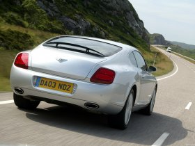 Ver foto 42 de Bentley Continental-GT 2003