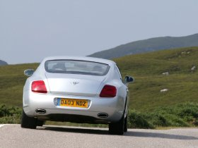Ver foto 41 de Bentley Continental-GT 2003