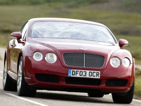 Ver foto 38 de Bentley Continental-GT 2003