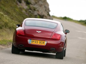 Ver foto 36 de Bentley Continental-GT 2003