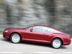 Ver foto 35 de Bentley Continental-GT 2003