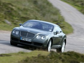 Ver foto 32 de Bentley Continental-GT 2003
