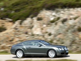 Ver foto 31 de Bentley Continental-GT 2003