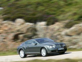Ver foto 28 de Bentley Continental-GT 2003