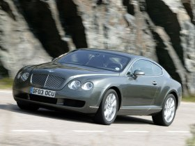 Ver foto 27 de Bentley Continental-GT 2003